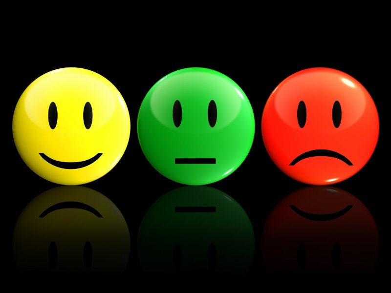 Removing the Negative from Negative Emotions